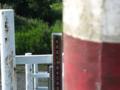 何を撮りたいのかよくわからない。2008年宮城県白石市、緑地公園にて