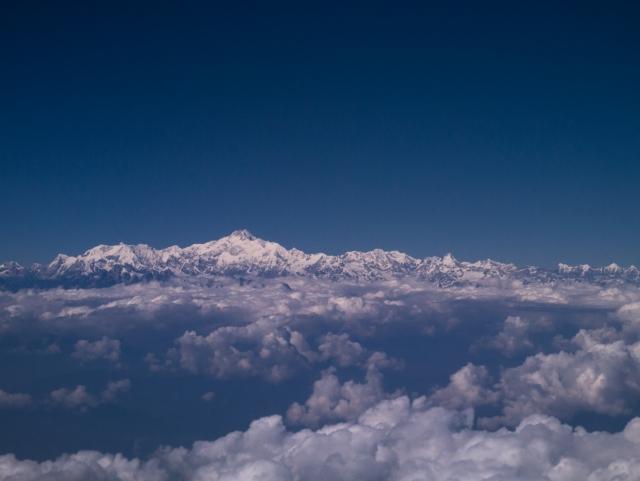 ヒマラヤ山脈の写真