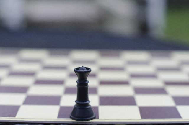 チェスボードの写真