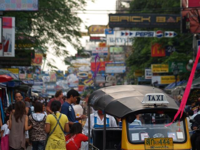 東南アジアのタイの写真