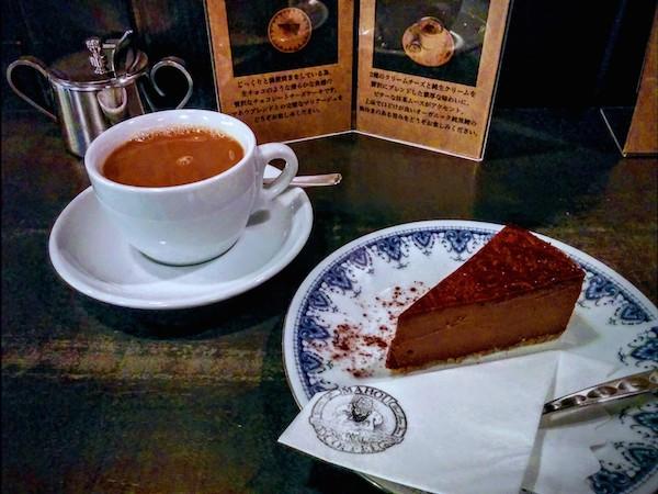 沖縄にある喫茶店の画像