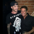 2014-9-21 at the Abbey in West Hollywood