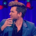 dam IG on the Alan Carr/Chatty Man Show in the UK(on set 6-3-2015) 6-5-2015