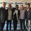 at Shazam announcement event in NYC 6-29-2015