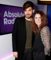 Danielle Perry at Absolute Radio 1 in London, England 11-18-2015