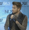 Now 96.3 Let It Snow Show - Peabody Opera House , St. Louis, MO 12-16-2015