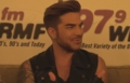 97.9 WRMF - No Snow Ball : Backstage interview in Boca Raton, FL (12-12-2015)