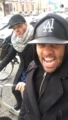 Bike riding in Copenhagen , Denmark 4-26-2016