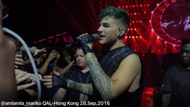 AsiaWorld-Expo Arena, Chek Lap Kok, Hong Kong 9-28-2016