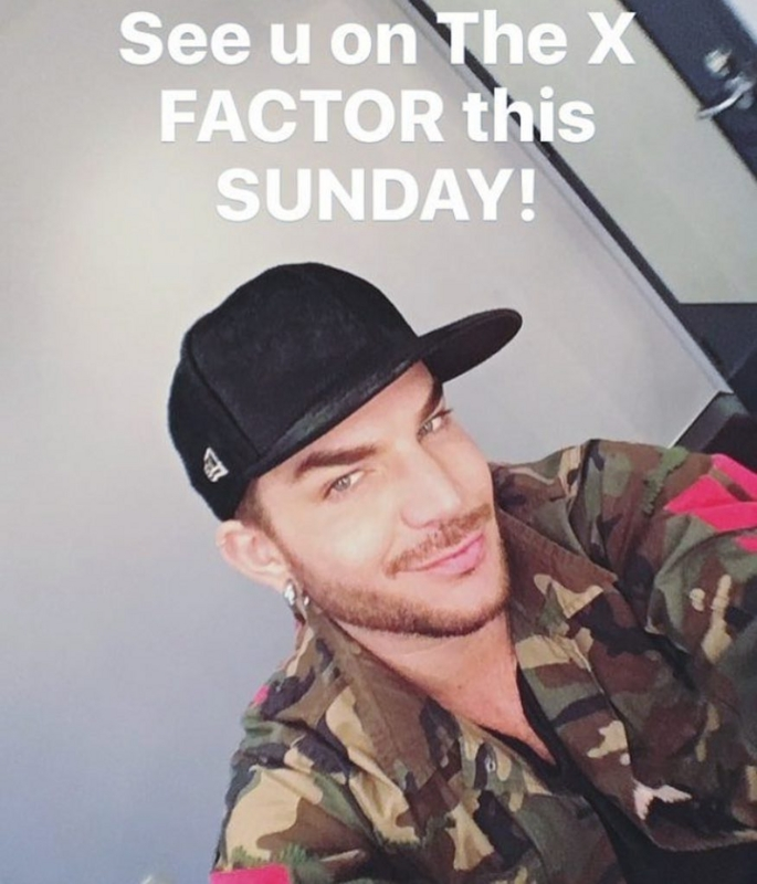 The X-Factor AU live show rehearsals in Sydney, Australia 10-20-2016
