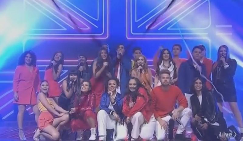 The X Factor AU : Mon 24th. Oct, Episode 11