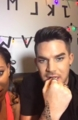 X Factor Australia Live Facebook Chat Q&A with Adam Lambert & Mel B 11-21-2016