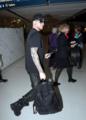 Departs Sydney after stint on X Factor - 11-23-2016