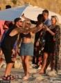 Ibiza beach on vacation (09-19-2017