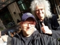 meets Queen in Munich 3.11.2017
