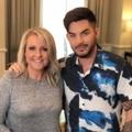 STUDIO 10 : Interview Adam Lambert Talks Freddie Mercury & Touring With Queen | aired 2018-02-23