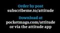 From Attitude Mag Summer issue digital edition