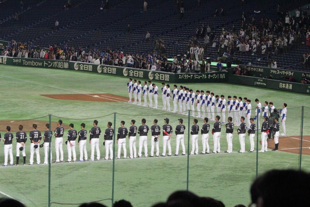 観戦記:ENEOSアジアプロ野球チ...