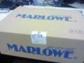 [お菓子][これはうまい]MARLOWEのプリン箱