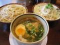 [ラーメン][無限大]ラーメン無限大津田沼店の塩つけ麺