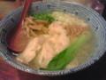 [ラーメン][船橋]麺屋我風@船橋の塩ラーメン(清湯スープ)