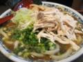 [うどん][堀切菖蒲園]糀や@堀切菖蒲園の饂麺