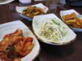 [稲毛][韓国料理]ソウルカルビ@稲毛のおかず