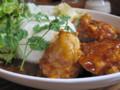 [西船橋]cafe agito@西船橋の油淋鶏