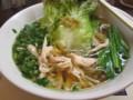 [オアゾ][ベトナム料理]コム・フォー@オアゾの鶏のフォー