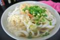 [讃岐][うどん]さか枝@高松で天ぷらうどんを食べた。