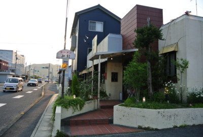 ラーメン山村@さぬき市の外観