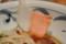 """讃岐直送うどん「さいた川」@西葛西のうどんに付いてた""""てんぷら"""""""
