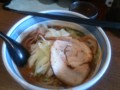 [船橋][ソースラーメン]麺屋あらき 竈の番人外伝でソースラーメン食べた