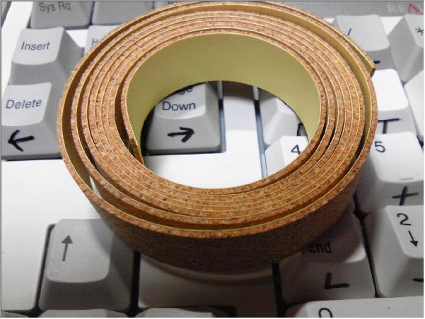 コルクテープの写真