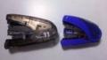 Vaimo11 Flat とサクリフラットの大きさの比較。