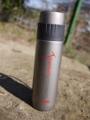 サーモス社製の「チタンボトル」