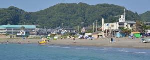 富浦町 原岡海水浴場