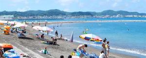 館山 北条海水浴場