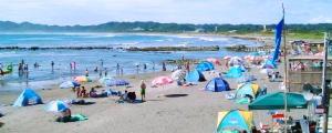 館山 相浜海水浴場