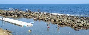 稲取池尻海岸ウキウキビーチ