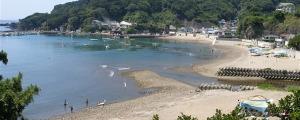 南伊豆・子浦海水浴場