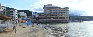 西伊豆・三津海水浴場