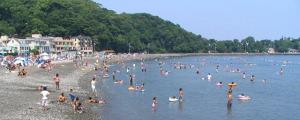 西伊豆・大瀬海水浴場
