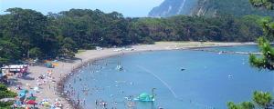 西伊豆・御浜海水浴場