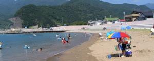 西伊豆・宇久須海水浴場