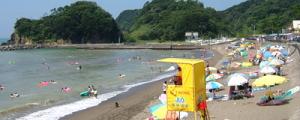 西伊豆・大浜海水浴場