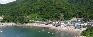 西伊豆・石部海水浴場