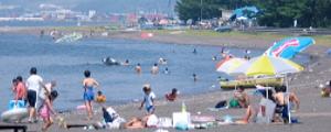 三保内浜海水浴場