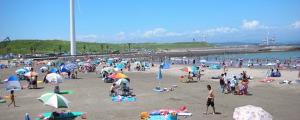 御前崎海水浴場