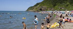間瀬下山海水浴場
